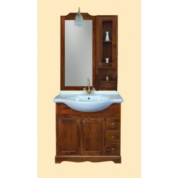 Mobilier Baie Clasic Rustic 2, 85 cm