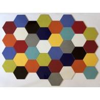 Gresie si Faianta Hexagonala Italia Tonalite Exabright
