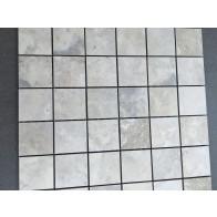 Mozaic Travertin Silver