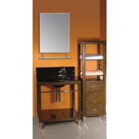 Mobilier Modern Lemn Sticla 035