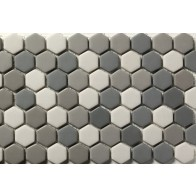 Mozaic Hexagonal Contemporanea 23*6