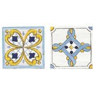 Ceramica Artistica Savoia Mediterraneo Seiano