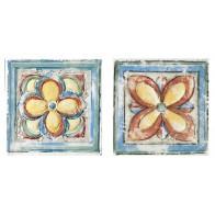 Ceramica Artistica Savoia Mediterraneo Fiore