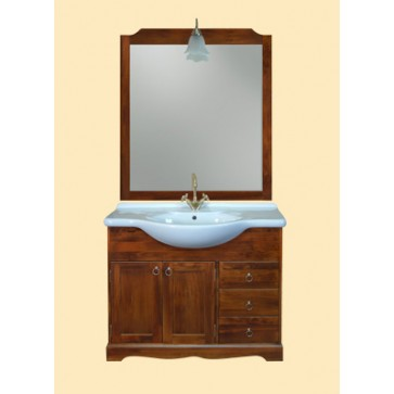 Mobilier Baie Clasic Rustic 1,105 cm