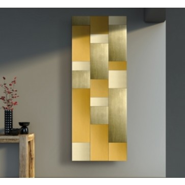 Calorifer Decorativ Margaroli Riflessi Gold