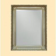 Oglinda Clasica Antichizata Argento Bronzo, Dreptunghiulara, 50x70