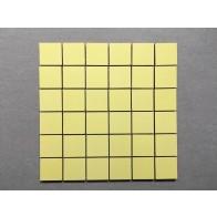 Mozaic Ceramic Prisma Amarillo
