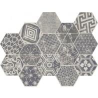 Gresie Faianta Hexagonala Ohio