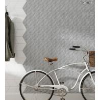 Faianta_Rombica_Rhombus_White_Pattern_B&W