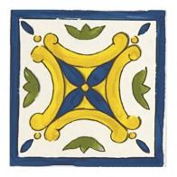 Ceramica Artistica Savoia Riggiole Napoletane Angolo Meta
