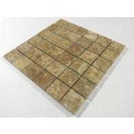 Mozaic Marmura Emperador Light 4.8x4.8x1 (30.5x30.5)
